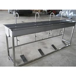 消毒半自动洗手消毒槽-诸城九龙机械