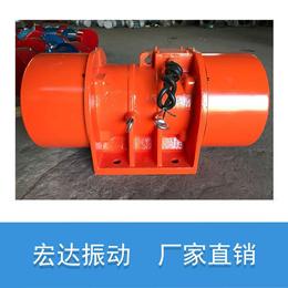 VB-84554-W三相振动电机 宏达5.5KW全铜线圈
