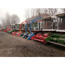 丰沃机械品质保证-收割机-燕麦收割机