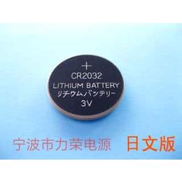 厂家直供CR2032系列锂锰电池缩略图