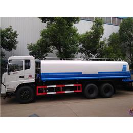 冬季运输热水15吨热水保温运输车