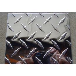 3003指针形花纹铝板 耐磨3002菱形花纹铝板 铝花纹板