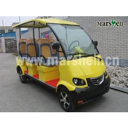 供应玛西尔DN-8八座观光车四轮电动车报价 十堰电动车咨询
