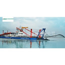 福建挖泥船,浩海疏浚装备,两栖式挖泥船