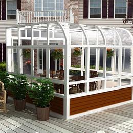 阳光房 别墅花园断桥铝门窗缩略图