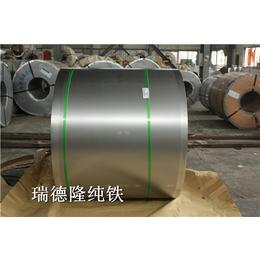 磁性稳定又无磁时效纯铁薄板