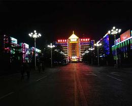 车前广场照明亮化-临汾照明亮化-山西弛立光电有限公司