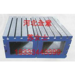 河北全意T型槽方箱 T型槽弯板的材质及开槽技术