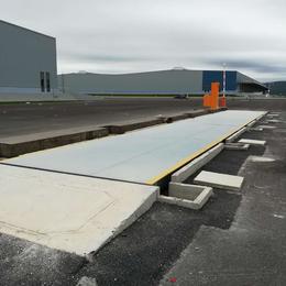 哈尔滨衡器厂家批发1吨2吨3吨100吨地磅 电子秤