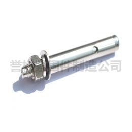 石标牌膨胀螺栓 国标膨胀螺栓价格表 膨胀栓的使用说明