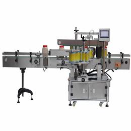 广东厂家直销全自动平面贴标机 不干胶标签贴标机 简单易学精准