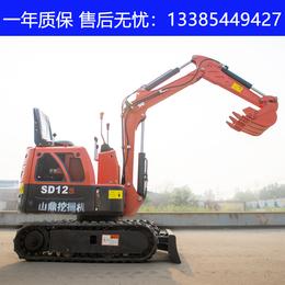 江苏苏州小型农用挖掘机 小型行走挖掘机视频