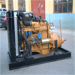 粉碎机柴油机选择潍坊ZH4102P柴油机没错