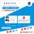 云南西藏浙江上海等地区统一版新款工作证税务IC镭射防伪员工证缩略图1