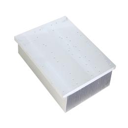 昆二晶加工定制高密齿铝型材散热片