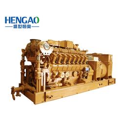 环保 燃气120KW发电机组