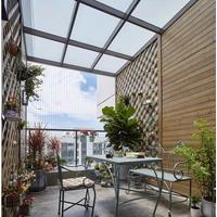 阳光房不是玻璃房那么简单,你不知道的阳光房设计,建议收藏!