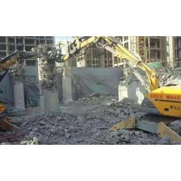 太谷拆除工程-宏鑫磊建筑-承重墙拆除工程