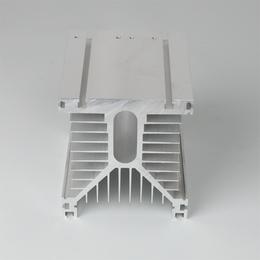 昆二晶定制插片式铝型材散热器
