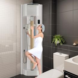 智能贴心按摩舒心享受360度转搓澡机洗出美丽无死角