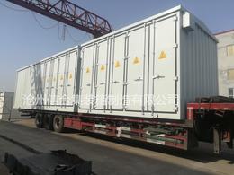 一次开关柜预制舱 110kv高压设备变电站预制舱 预制舱厂家