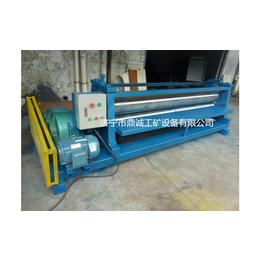 江苏金属桶板压平机废旧化工桶切盖机油桶剖身机批发商供应商