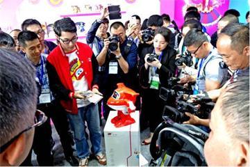 """第20届中国澄海国际玩具礼品博览会于4月28日在汕头市澄海区""""宝奥国际玩具城""""举行"""
