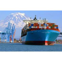 山东淄博到广东广州海运门到门专线集装箱运输公司