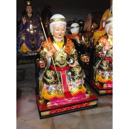 十二老母 佛像厂家批发 玻璃钢彩绘贴金 寺庙佛像供应