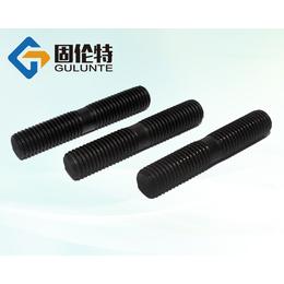石化专用双头螺栓防腐耐高温螺栓厂家