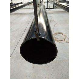供应轩驰牌全塑热浸塑钢管承插口连接北京电力管厂家生产