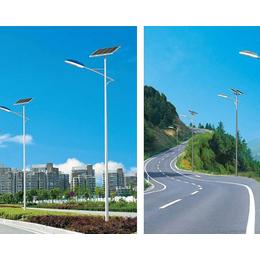 太阳能路灯-宏原户外照明公司-山西农村太阳能路灯