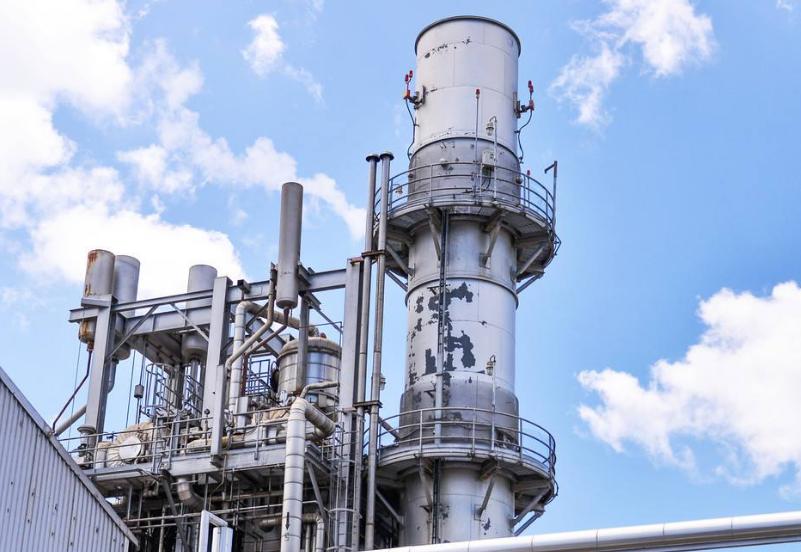 超低排放循环流化床锅炉的设计及其应用