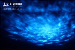 水纹灯效果-宇亮照明-武威水纹灯