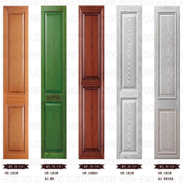 实木家具定制系列 衣柜门