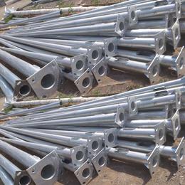 定制生产6米灯杆 河北利祥供应全国 镀锌喷塑 保质保量