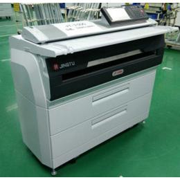 京图的JT-1500数码工程蓝图机