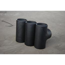 莱芜专业燃气用DN65碳钢压制三通