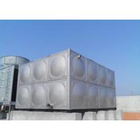 不锈钢水箱在安装时是否必须使用槽钢底座