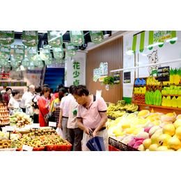 生鲜超市连锁加盟新零售新机遇时时果蔬超市创业赚钱小生意