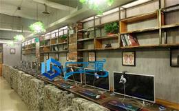 无味清水混凝土漆 咖啡馆艺术风格装修适用大量批发