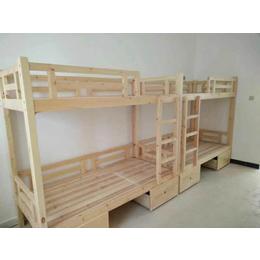 实木双层床 厂家生产缩略图