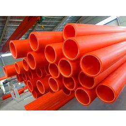 潍坊MPP电力管生产厂家+要求质量+安装服务