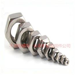 石标牌不锈钢螺母-不锈钢螺帽生产厂家-誉标紧固件公司
