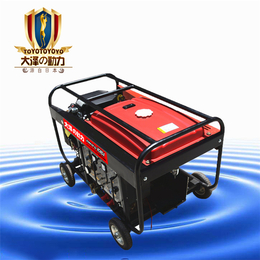 大泽原装300A汽油发电电焊两用机