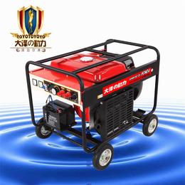 耗油低的190A汽油发电电焊机
