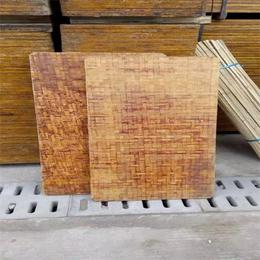 竹胶板砖机托板 厂家直销 碾压帘制作 板芯无空洞 批发价格