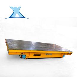 中国供应5T15T25T30T40T50T低压轨道地平车