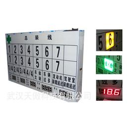 供应厂家直销无线大功率MES安灯andon系统按钮盒