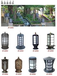 墙壁灯 柱头灯 LED灯其他灯 定制生产 河北利祥供应全国